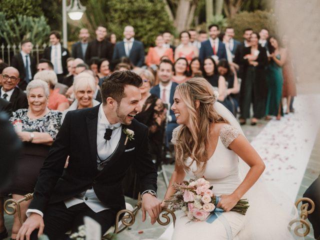 La boda de Manu y Rebe en Arucas, Las Palmas 1