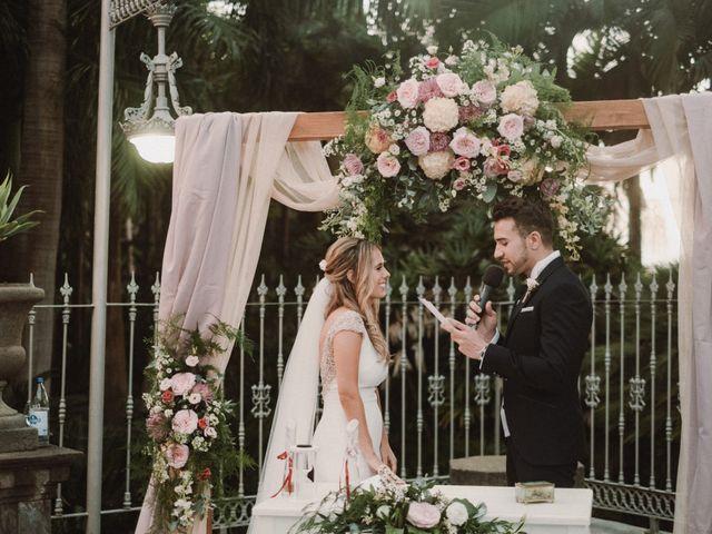 La boda de Manu y Rebe en Arucas, Las Palmas 57