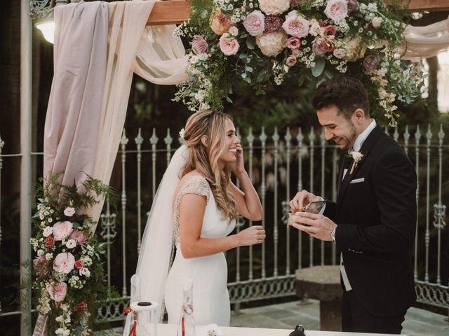La boda de Manu y Rebe en Arucas, Las Palmas 58