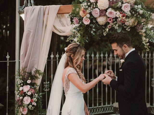 La boda de Manu y Rebe en Arucas, Las Palmas 59