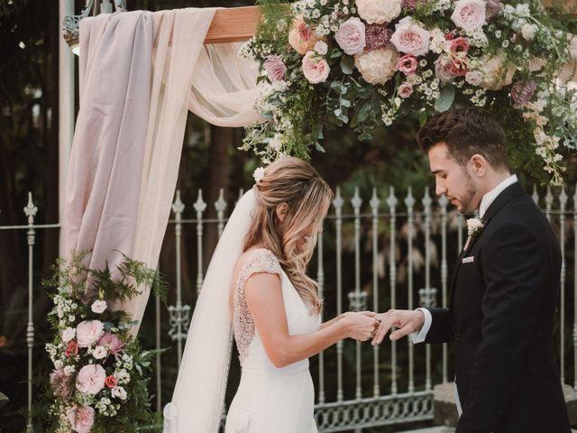 La boda de Manu y Rebe en Arucas, Las Palmas 62