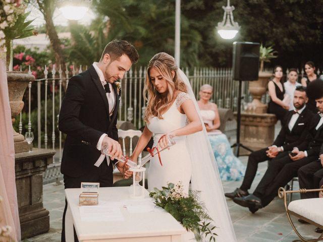 La boda de Manu y Rebe en Arucas, Las Palmas 63