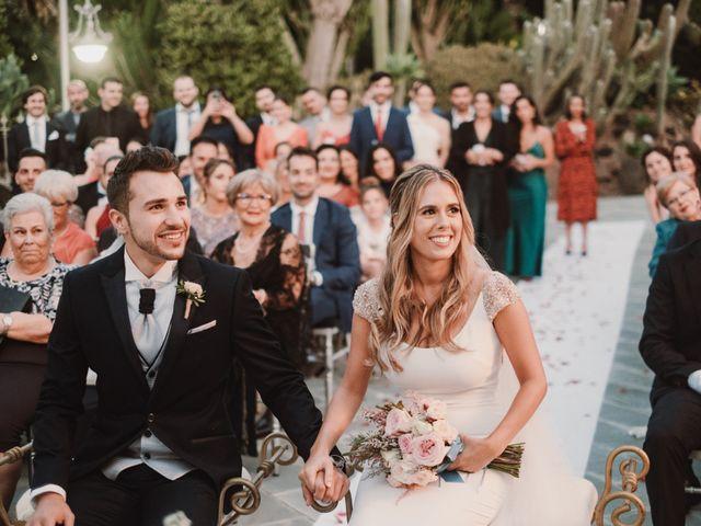 La boda de Manu y Rebe en Arucas, Las Palmas 65