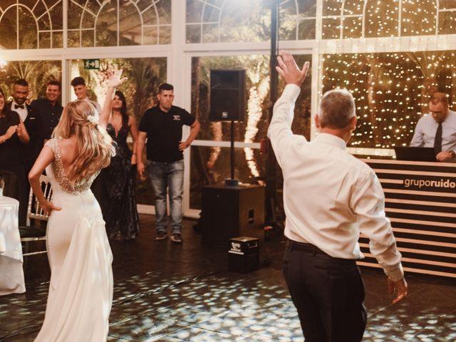La boda de Manu y Rebe en Arucas, Las Palmas 74
