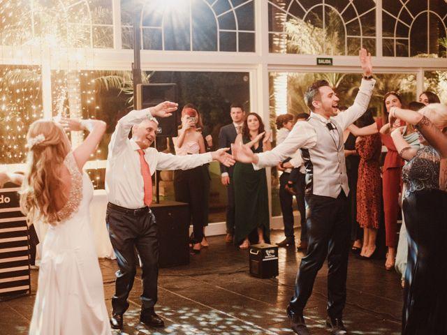 La boda de Manu y Rebe en Arucas, Las Palmas 75