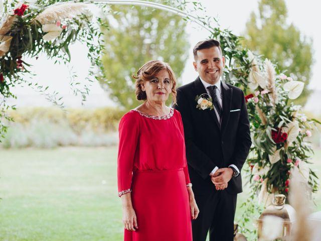 La boda de Junior y Cristina en Aranjuez, Madrid 24
