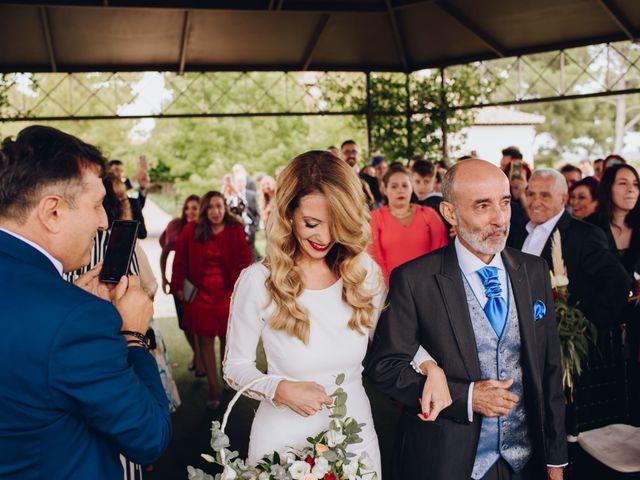 La boda de Junior y Cristina en Aranjuez, Madrid 28