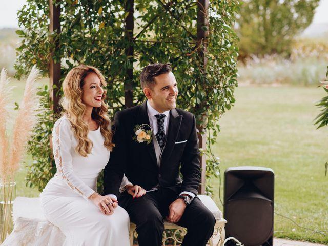 La boda de Junior y Cristina en Aranjuez, Madrid 29
