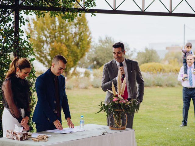 La boda de Junior y Cristina en Aranjuez, Madrid 33