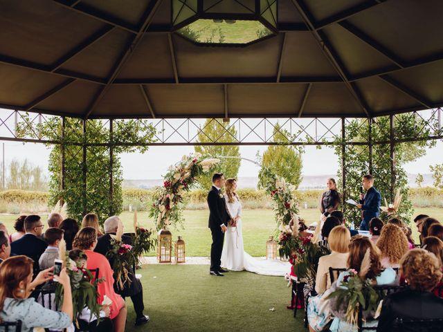 La boda de Junior y Cristina en Aranjuez, Madrid 37