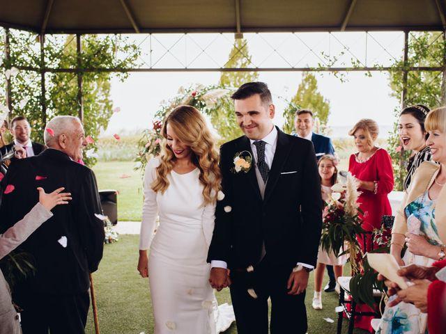 La boda de Junior y Cristina en Aranjuez, Madrid 41