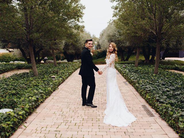 La boda de Junior y Cristina en Aranjuez, Madrid 44