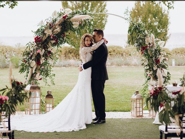La boda de Junior y Cristina en Aranjuez, Madrid 53