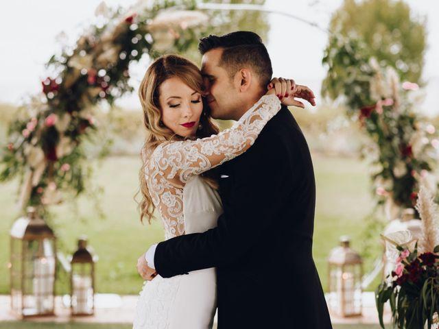 La boda de Junior y Cristina en Aranjuez, Madrid 55