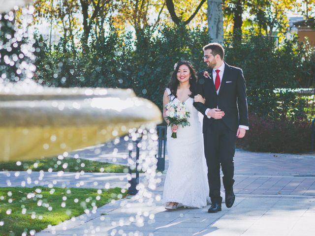 La boda de Jorge y Marissa en Leganés, Madrid 11