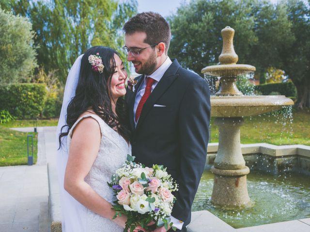 La boda de Jorge y Marissa en Leganés, Madrid 23