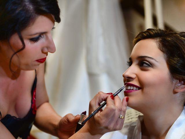 La boda de Fran y Almudena en Zarza De Granadilla, Cáceres 3