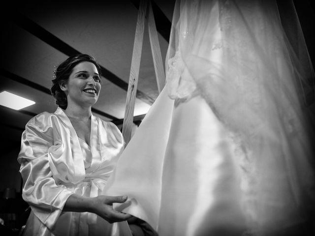 La boda de Fran y Almudena en Zarza De Granadilla, Cáceres 10