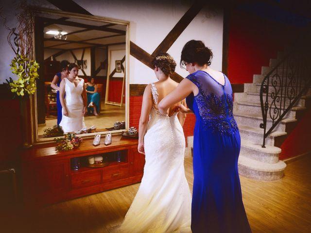 La boda de Fran y Almudena en Zarza De Granadilla, Cáceres 14