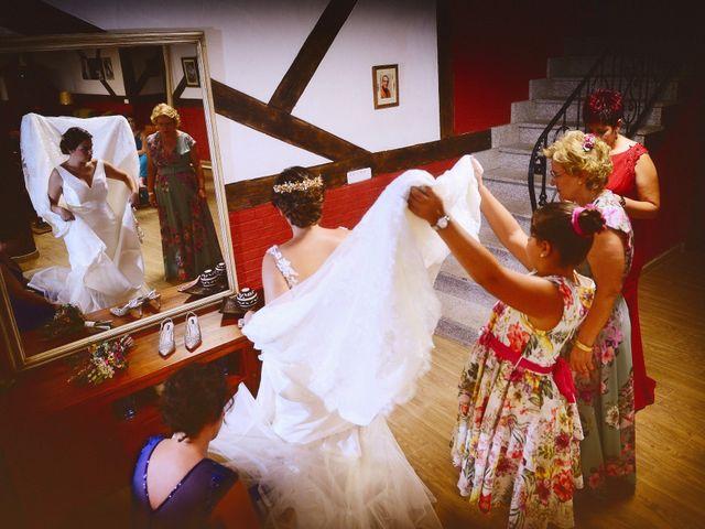 La boda de Fran y Almudena en Zarza De Granadilla, Cáceres 19
