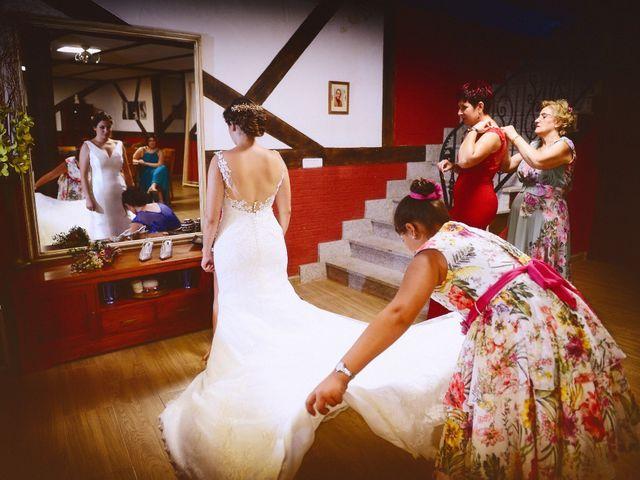 La boda de Fran y Almudena en Zarza De Granadilla, Cáceres 20