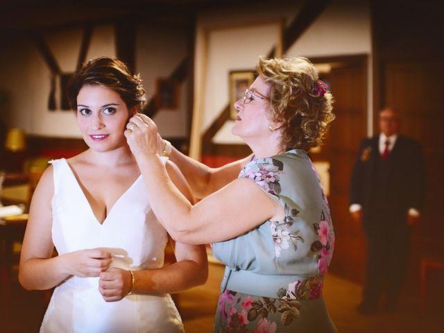 La boda de Fran y Almudena en Zarza De Granadilla, Cáceres 23