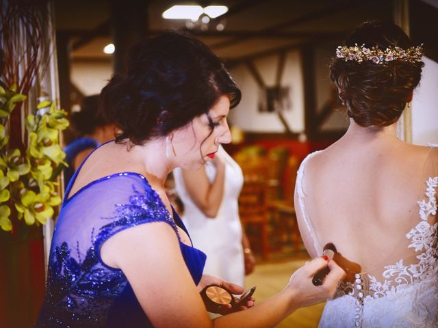 La boda de Fran y Almudena en Zarza De Granadilla, Cáceres 28