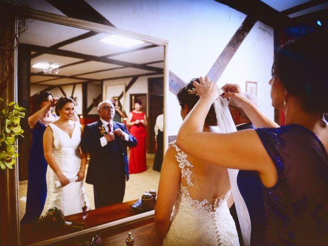 La boda de Fran y Almudena en Zarza De Granadilla, Cáceres 29