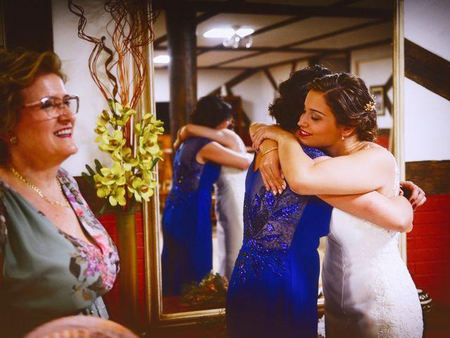 La boda de Fran y Almudena en Zarza De Granadilla, Cáceres 30