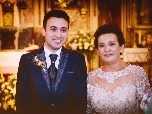 La boda de Fran y Almudena en Zarza De Granadilla, Cáceres 32