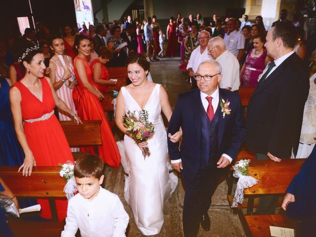 La boda de Fran y Almudena en Zarza De Granadilla, Cáceres 33