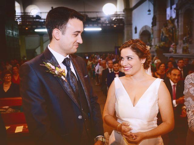 La boda de Fran y Almudena en Zarza De Granadilla, Cáceres 36