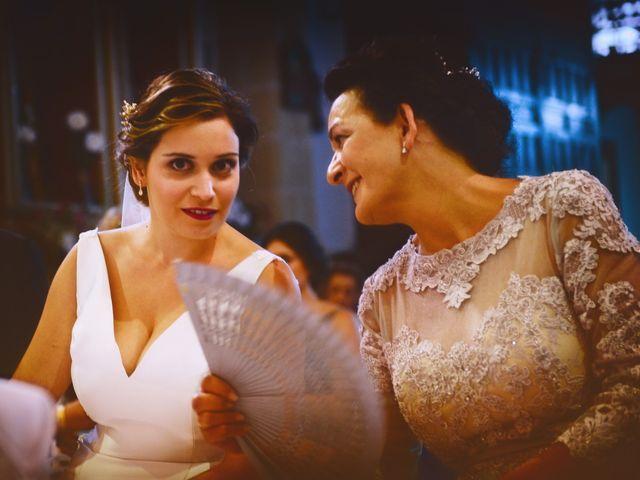 La boda de Fran y Almudena en Zarza De Granadilla, Cáceres 38