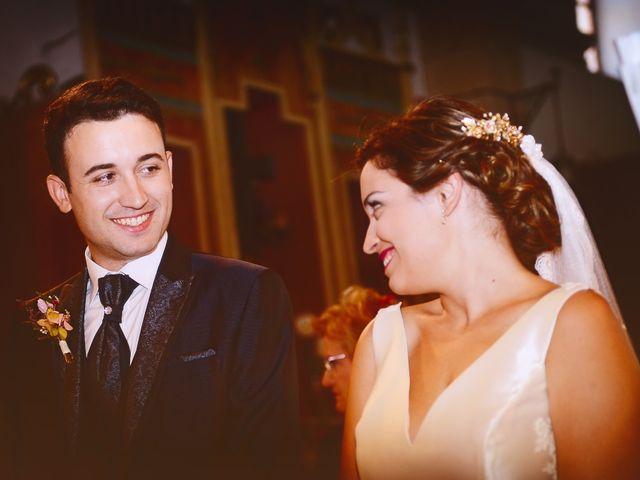 La boda de Fran y Almudena en Zarza De Granadilla, Cáceres 40