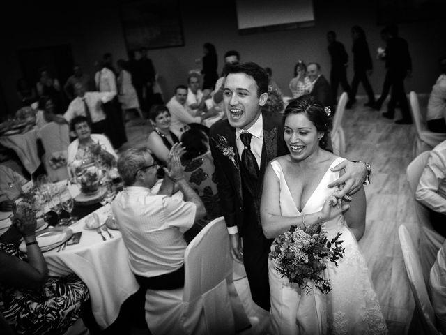 La boda de Fran y Almudena en Zarza De Granadilla, Cáceres 53