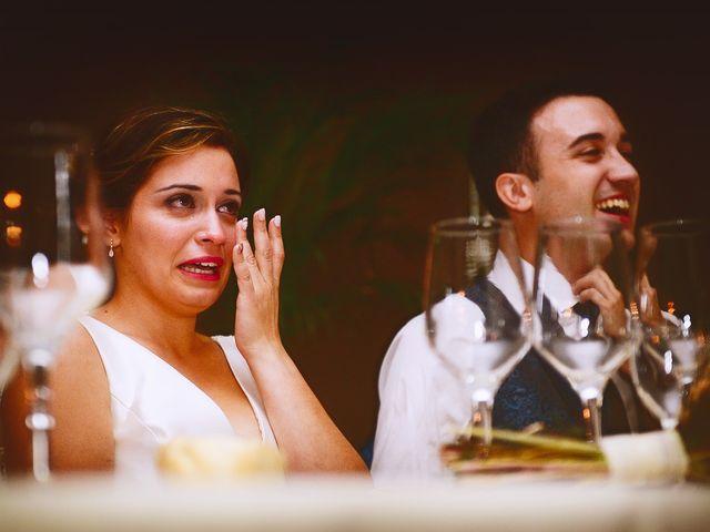 La boda de Fran y Almudena en Zarza De Granadilla, Cáceres 56