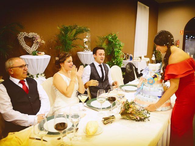 La boda de Fran y Almudena en Zarza De Granadilla, Cáceres 58