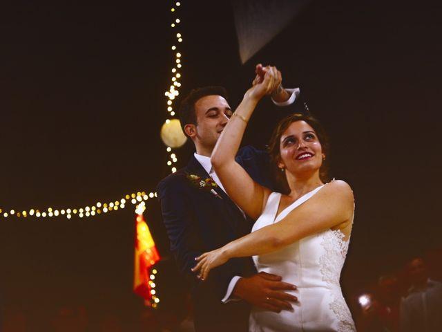La boda de Fran y Almudena en Zarza De Granadilla, Cáceres 61