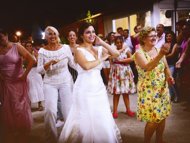 La boda de Fran y Almudena en Zarza De Granadilla, Cáceres 66