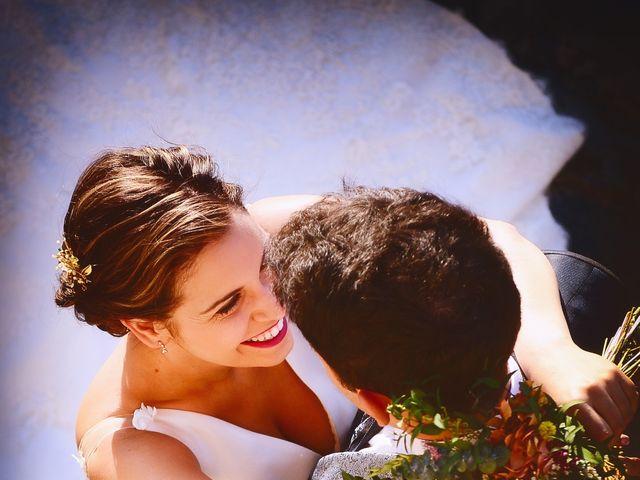 La boda de Fran y Almudena en Zarza De Granadilla, Cáceres 71