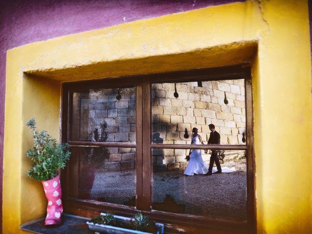 La boda de Fran y Almudena en Zarza De Granadilla, Cáceres 74