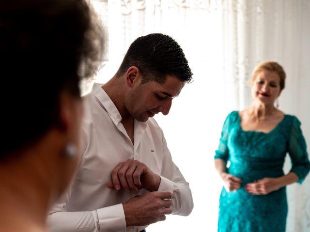 La boda de David y María en Bolaños De Calatrava, Ciudad Real 4