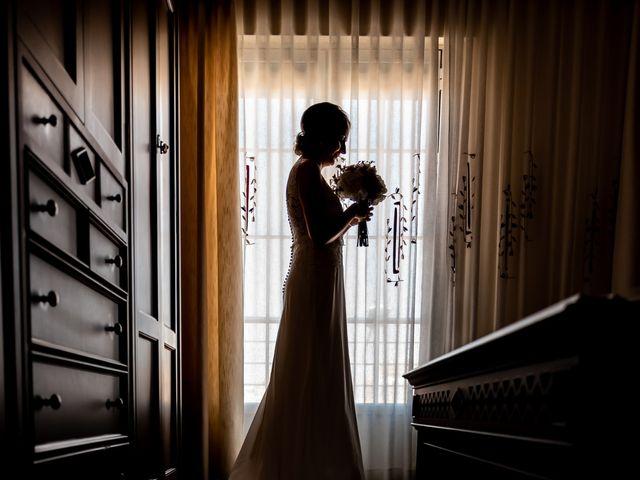 La boda de David y María en Bolaños De Calatrava, Ciudad Real 17