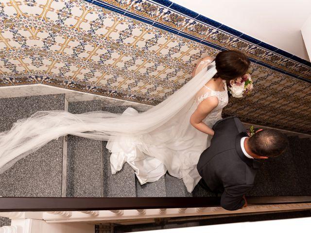 La boda de David y María en Bolaños De Calatrava, Ciudad Real 19