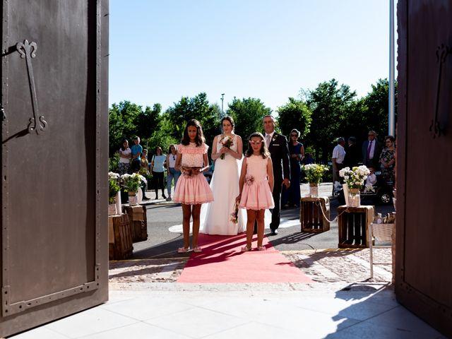 La boda de David y María en Bolaños De Calatrava, Ciudad Real 20
