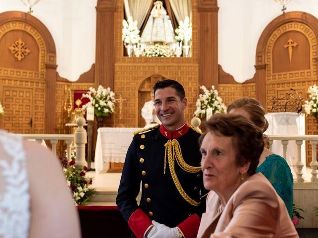 La boda de David y María en Bolaños De Calatrava, Ciudad Real 21