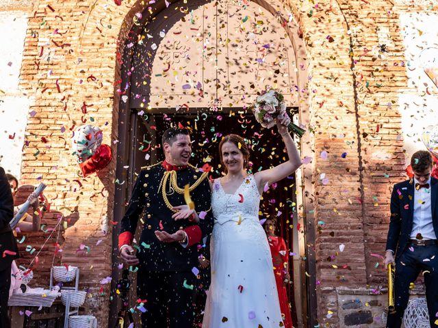La boda de David y María en Bolaños De Calatrava, Ciudad Real 22