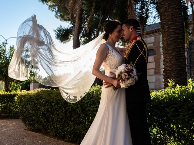 La boda de David y María en Bolaños De Calatrava, Ciudad Real 24