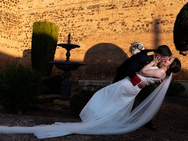 La boda de David y María en Bolaños De Calatrava, Ciudad Real 27