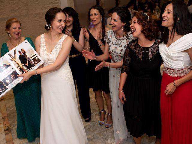 La boda de David y María en Bolaños De Calatrava, Ciudad Real 28